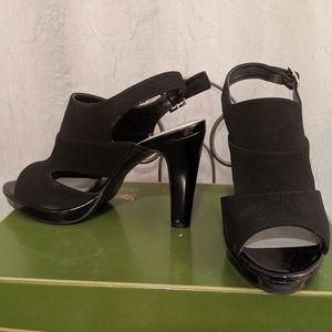 Impo black heels